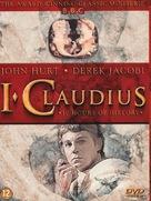 """I, Claudius"" - Dutch DVD movie cover (xs thumbnail)"