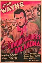 In Old Oklahoma - French Movie Poster (xs thumbnail)