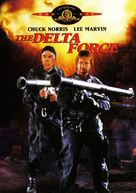 The Delta Force - DVD cover (xs thumbnail)