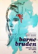 Une femme douce - Danish Movie Poster (xs thumbnail)