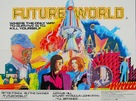 Futureworld - British Movie Poster (xs thumbnail)