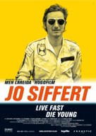 Jo Siffert: Live Fast - Die Young - Swiss Movie Poster (xs thumbnail)