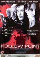 Hollow Point - Danish poster (xs thumbnail)
