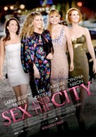 Sex and the City - Uruguayan Advance movie poster (xs thumbnail)