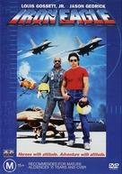 Iron Eagle - Australian Movie Cover (xs thumbnail)