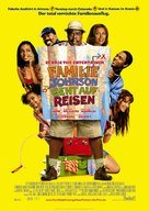 Johnson Family Vacation - German poster (xs thumbnail)