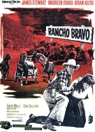The Rare Breed - French Movie Poster (xs thumbnail)