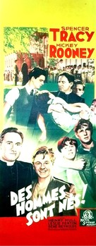 Boys Town - French Movie Poster (xs thumbnail)