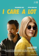 I Care a Lot - Spanish Movie Poster (xs thumbnail)
