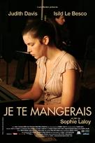Je te mangerais - French Movie Poster (xs thumbnail)