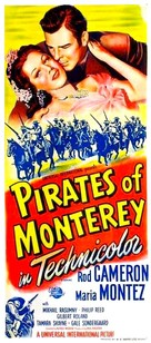 Pirates of Monterey - Australian Movie Poster (xs thumbnail)