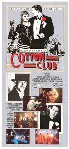 The Cotton Club - Theatrical poster (xs thumbnail)