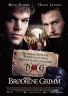 The Brothers Grimm - Norwegian Movie Poster (xs thumbnail)