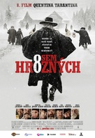 The Hateful Eight - Slovak Movie Poster (xs thumbnail)