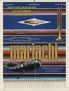 Mariachi - Mexican Movie Poster (xs thumbnail)