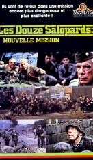 The Dirty Dozen: Next Mission - French Movie Poster (xs thumbnail)