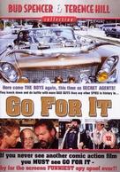 Nati con la camicia - British DVD cover (xs thumbnail)