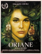 Oriana - French Movie Poster (xs thumbnail)