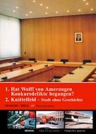 Hat Wolff von Amerongen Konkursdelikte begangen? - Austrian Movie Poster (xs thumbnail)