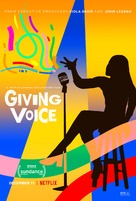 Giving Voice - Movie Poster (xs thumbnail)