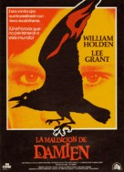 Damien: Omen II - Spanish Movie Poster (xs thumbnail)
