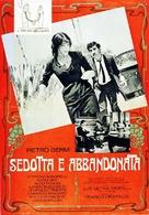 Sedotta e abbandonata - Italian Movie Poster (xs thumbnail)