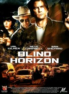 Blind Horizon - French DVD cover (xs thumbnail)