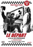 Le départ - French Movie Poster (xs thumbnail)