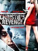 Christie's Revenge - French DVD cover (xs thumbnail)