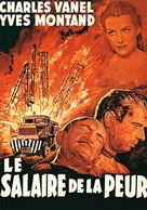 Le salaire de la peur - French Movie Poster (xs thumbnail)