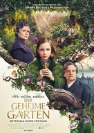 The Secret Garden - Austrian Movie Poster (xs thumbnail)