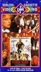 Uomo puma, L' - German VHS cover (xs thumbnail)