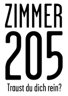 205 - Zimmer der Angst - German Logo (xs thumbnail)