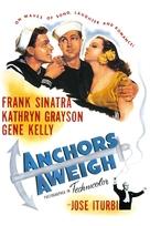 Anchors Aweigh - DVD movie cover (xs thumbnail)