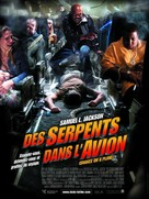 Snakes on a Plane - French Movie Poster (xs thumbnail)
