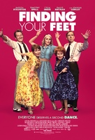 Finding Your Feet - Movie Poster (xs thumbnail)