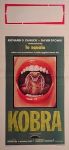 SSSSSSS - Italian Movie Poster (xs thumbnail)