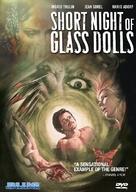 La corta notte delle bambole di vetro - DVD cover (xs thumbnail)