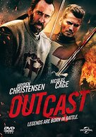 Outcast - DVD cover (xs thumbnail)