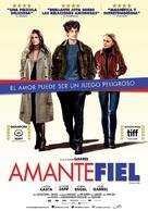 L'homme fidèle - Argentinian Movie Poster (xs thumbnail)