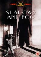 Shadows and Fog - Danish DVD cover (xs thumbnail)