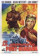 Battles of Chief Pontiac - Italian Movie Poster (xs thumbnail)