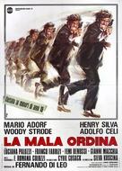 La mala ordina - Italian Movie Poster (xs thumbnail)