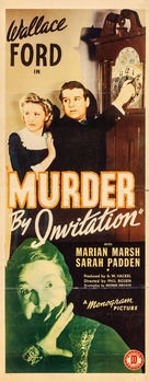 Murder by Invitation - Movie Poster (xs thumbnail)