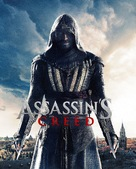 Assassin's Creed - Canadian Movie Cover (xs thumbnail)