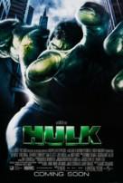 Hulk - Advance poster (xs thumbnail)