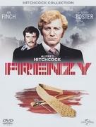 Frenzy - Italian DVD movie cover (xs thumbnail)