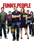 Funny People - Movie Poster (xs thumbnail)
