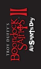 The Boondock Saints II: All Saints Day - Logo (xs thumbnail)