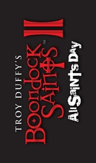 The Boondock Saints II: All Saints Day - Logo (xs thumbnail)
